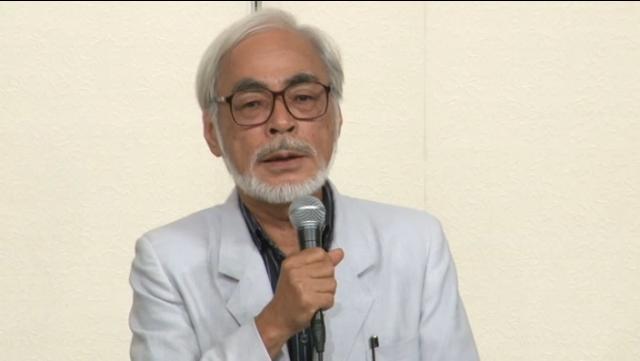 Ghibli Otros - 2013.09.06 conferencia retirada Miyazaki 1