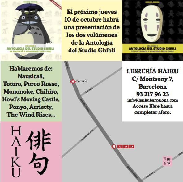 2013.10.10 Nota de prensa - charla Haiku