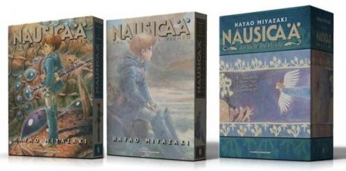 Ghibli Nausicaä - manga ed española