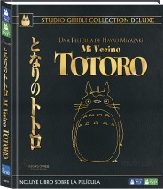 Ghibli Totoro - portada deluxe españa