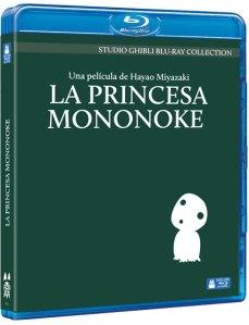 Mononoke Hime Blu-ray 3D