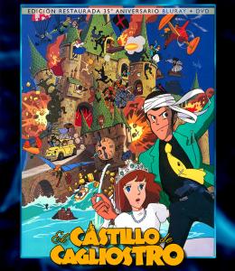 El castillo de Cagliostro (Blu-ray)