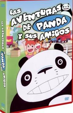 Carátula de Las Aventuras de Panda y sus Amigos