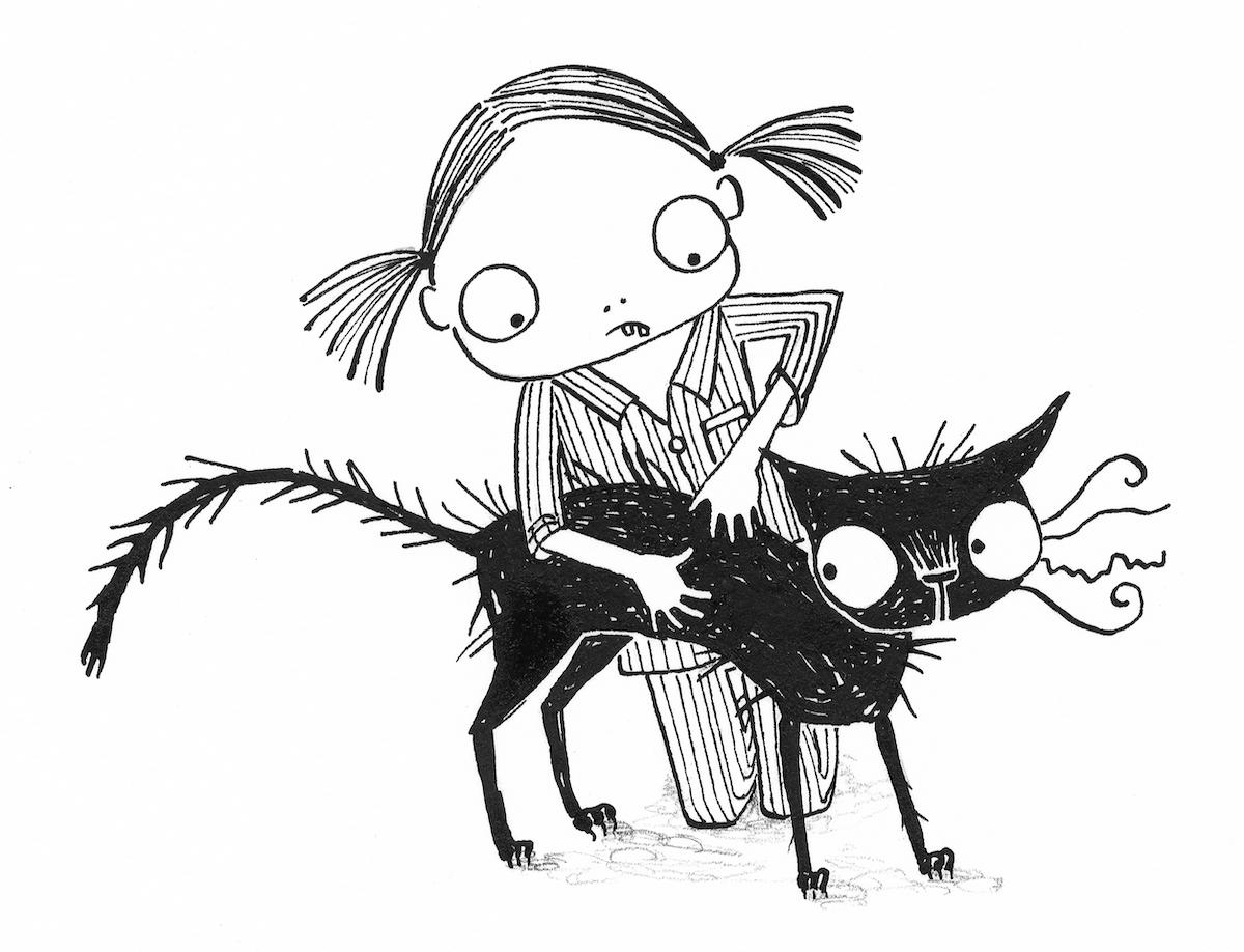 Earwig y Thomas